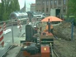 Renovering af Åboulevarden i Århus og etablering af nye vandledininger