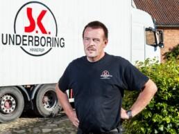 Direktør og entreprenørleder Claus Vorre Jørgensen